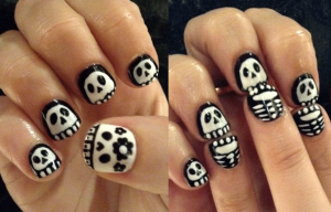 dolce-nails-custom-nail-art-skeletons-1150x738